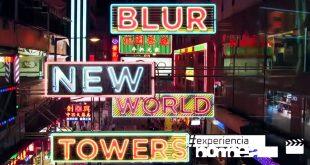 blur  New World Towers