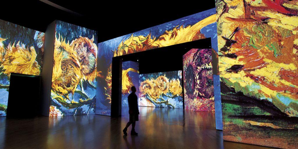 Van Gogh Alive Otra Forma De Experimentar El Arte