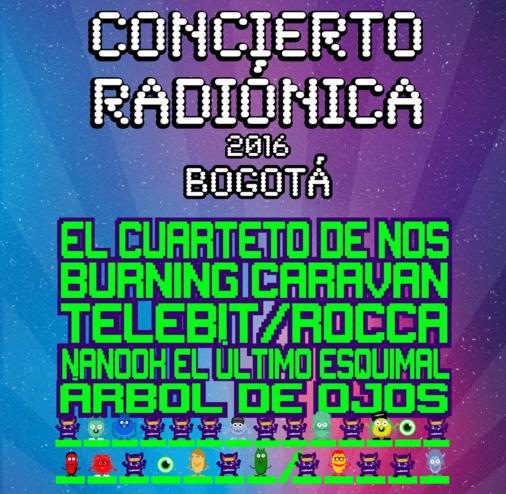 Radiónica Bogotá
