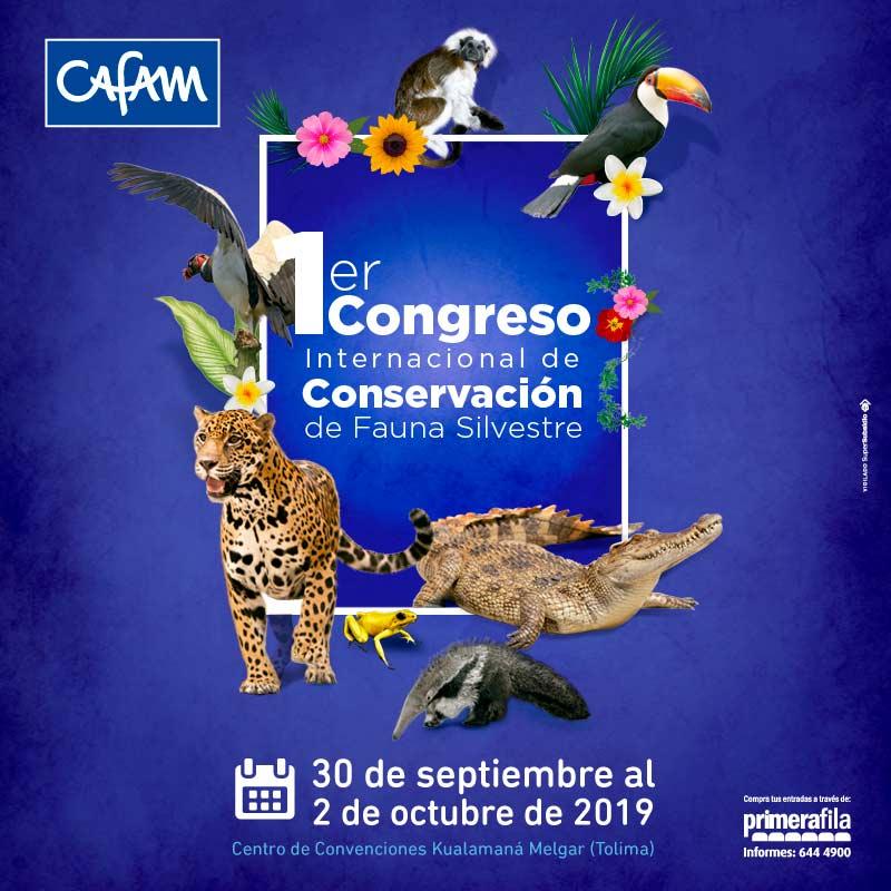 congreso internacional de conservación de fauna silvestre