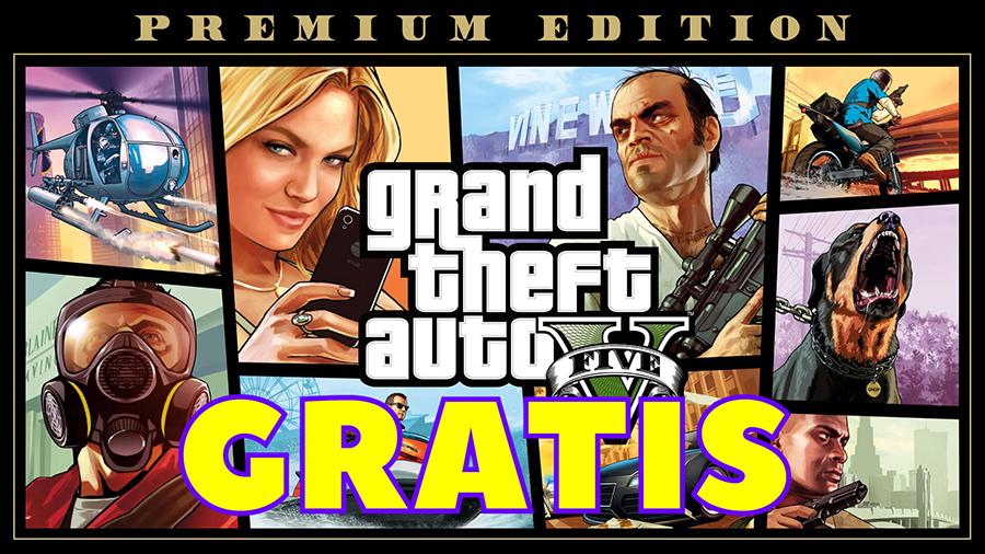 descargar Grand Theft Auto 5
