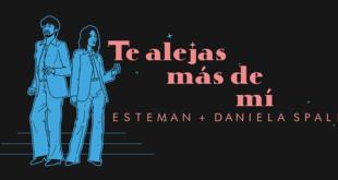 Te Alejas Más De Mí