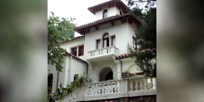 La mansión de Houdini