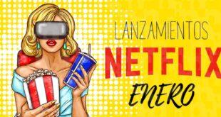 Netflix en Enero del 2021
