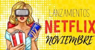 Netflix en Noviembre del 2020