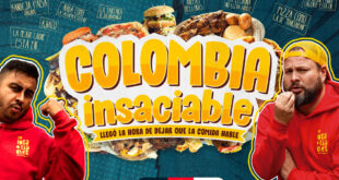 Colombia Insaciable