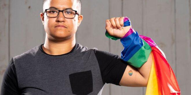 jóvenes LGBTQ en Colombia